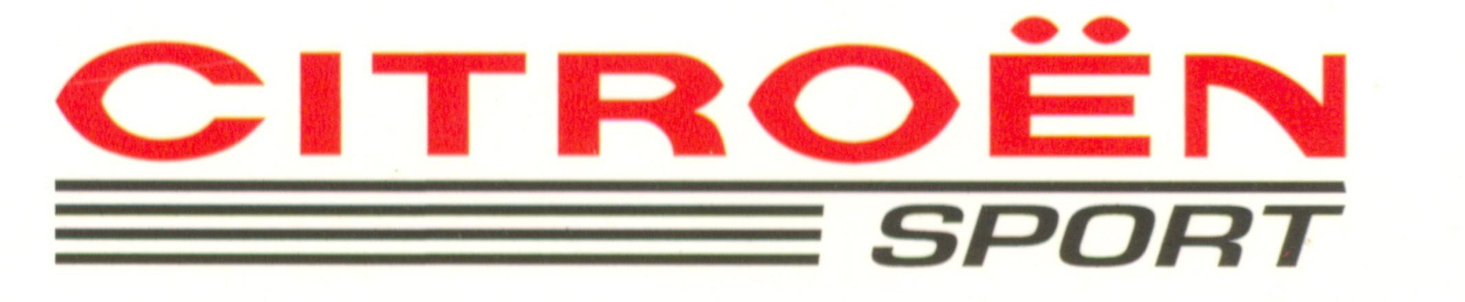 Citroen Sport